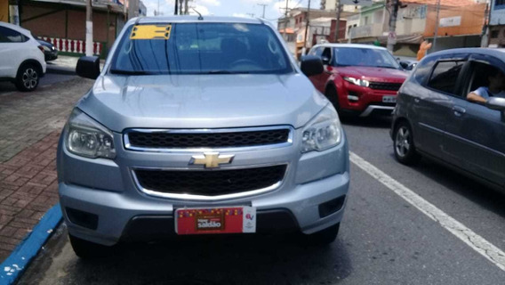 Chevrolet S10 2013 2.4 Ls Cd 4x2 Flex - Esquina Automoveis