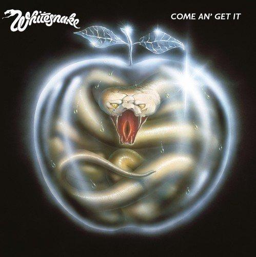 Cd : Whitesnake - Come An Get It (bonus Tracks, Remastered)