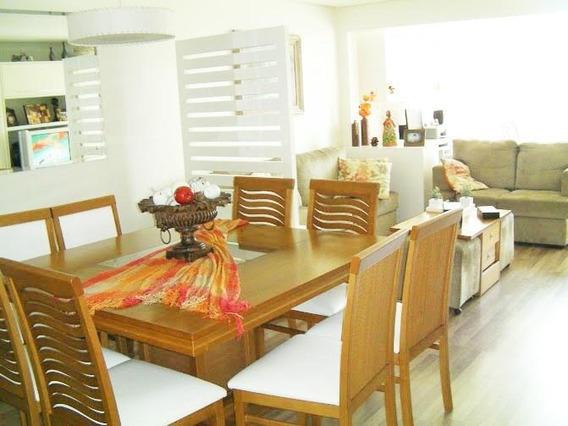 Apartamento Em Itacorubi, Florianópolis/sc De 120m² 3 Quartos À Venda Por R$ 579.000,00 - Ap324373