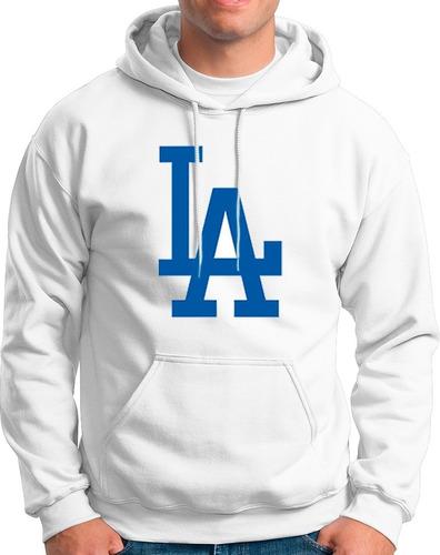 Imagen 1 de 2 de Sudadera Dodgers! La! Baseball