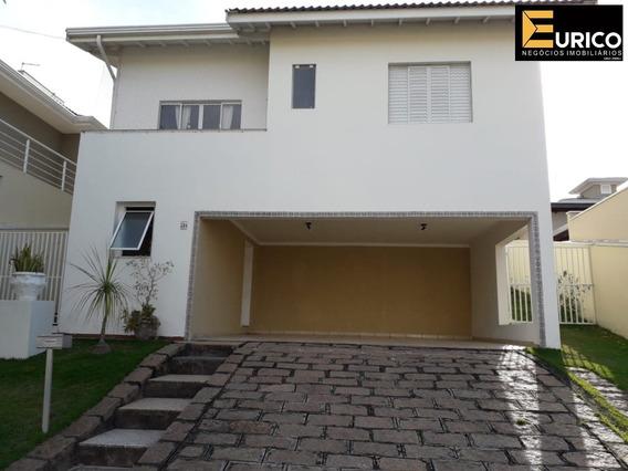 Casa Para Locação Em Vinhedo - Ca01703 - 34210670