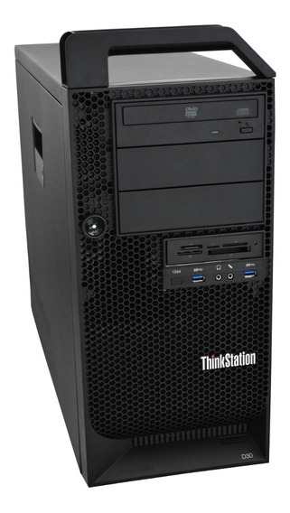 Workstation Lenovo Thinkstation D30 8gb Xeon E5-2630 V2 2tb