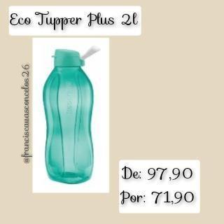 Imagem 1 de 1 de Eco Tupper Plus Tupperware Promoção!!!