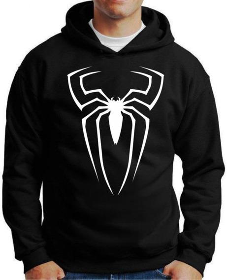 Kit De Blusa De Moletom + Camiseta Spider Man