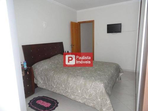 Sobrado À Venda, 138 M² Por R$ 799.000,00 - Interlagos - São Paulo/sp - So0988