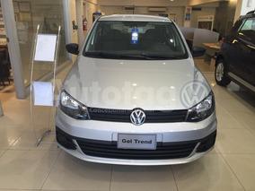 Volkswagen Gol Trendline 1.6 3 Ptas Plan Año Seguro 20 #a6