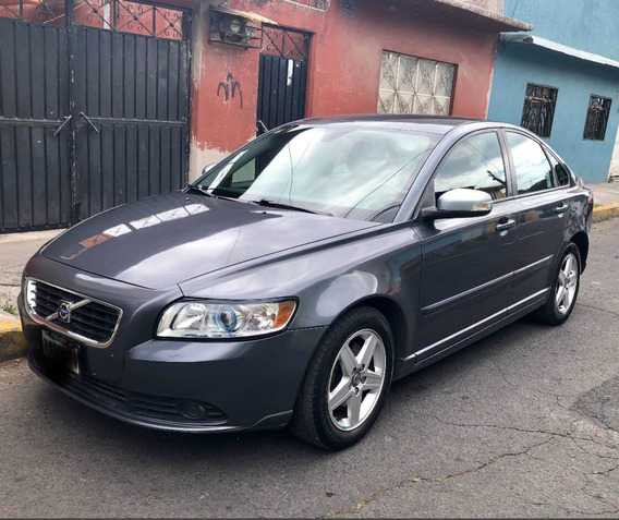 Volvo S40 2.5 T5 Kinetic Geartronic Turbo At 2008