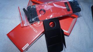 Motorola Moto Snaps Kit Projetor Stereo Speaker E Gamepad