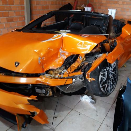 Lamborghini G Spyder 2010 - Sucata Motor Peças Acessórios