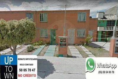 Depto. En Remate Hipotecario Tehuacán/ Puebla (ac-7117)