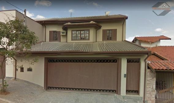 Casa Residencial À Venda, Jardim Regente, Indaiatuba. - Ca1160