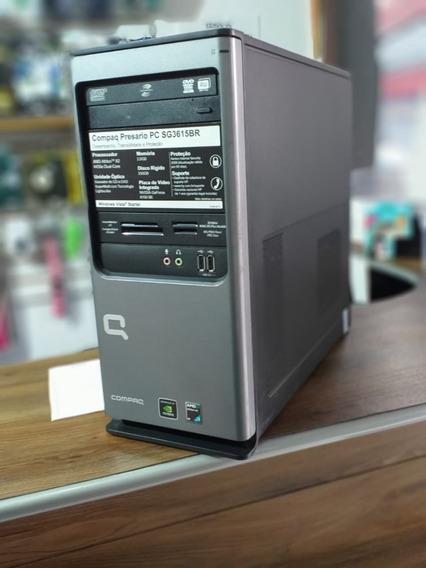 Desktop Hp - Computador Pronto Para Uso