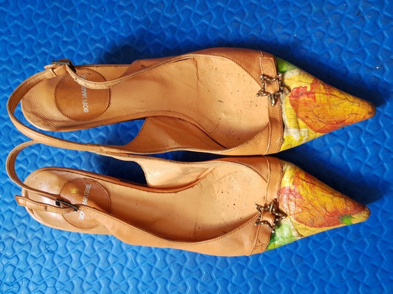 Zapatos Stilettos En Punta Sofi Martire