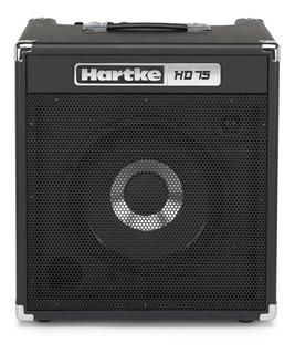 Amplificador Para Bajo Hartke Hd75 1x12 75w Rd Music