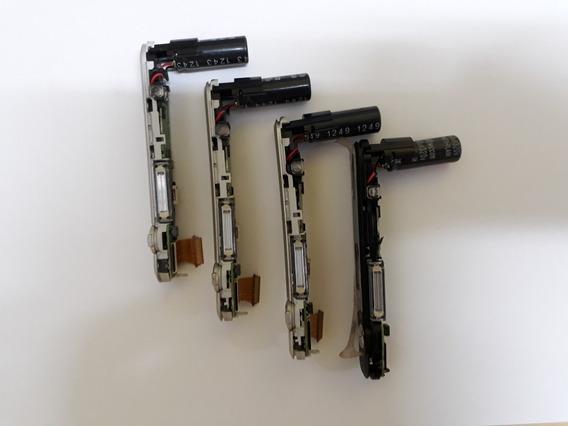 Circuito Flash E Botão Disparo P/ Câmera Samsung St 64 New