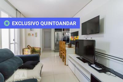 Apartamento Térreo Mobiliado Com 3 Dormitórios E 1 Garagem - Id: 892918209 - 218209