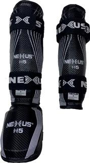Espinilleras Taekwondo - Karate - King Boxing - Mma - Nexus