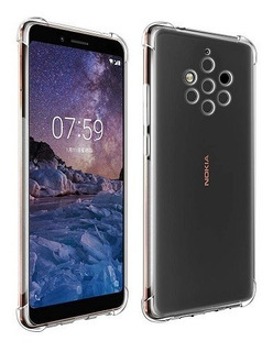 Protector Nokia 9 Pureview Transparente 100% Brillo+ Bordes