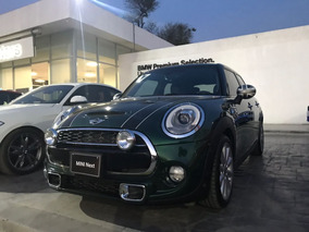 Mini Cooper Hot Chili 5 Puertas At 2017