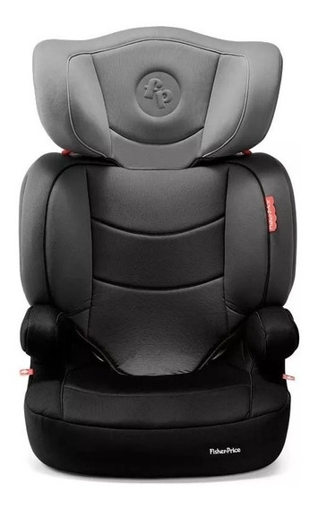 Booster com apoio Fisher-Price Highback Fix Preto