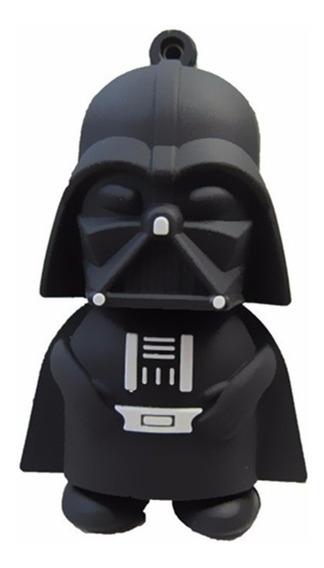 Pen Drive Darth Vader - 8gb - Novo