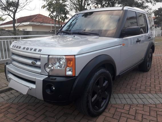 Land Rover Discovery 3 Hse V8 Blindada Financio Sem Entrada