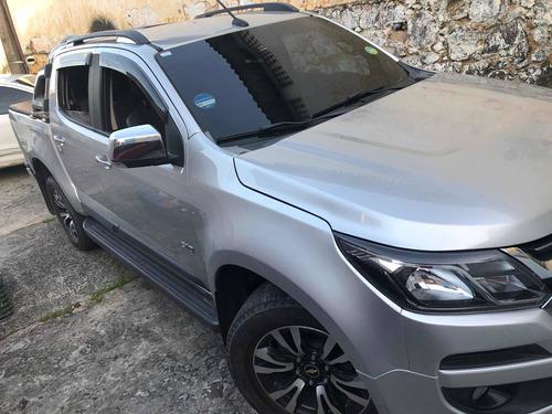 Chevrolet S10 2018 2.5 Ltz Cab. Dupla 4x4 Flex Aut. 4p