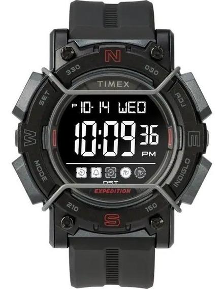 Reloj Timex Digital 47mm Tw4b179009j Hombre