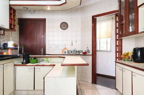 Apartamento Com 3 Dormitórios À Venda, 112 M² Por R$ 500.000,00 - Parque Mandaqui - São Paulo/sp - Ap1786