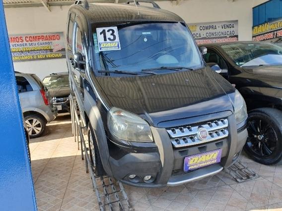 Fiat Doblo Adventure 1.8 16v (flex)