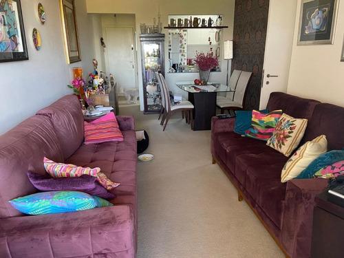 Apartamento Com 3 Dormitórios À Venda, 83 M² Por R$ 760.000,00 - Chácara Santo Antônio (zona Sul) - São Paulo/sp - 15741