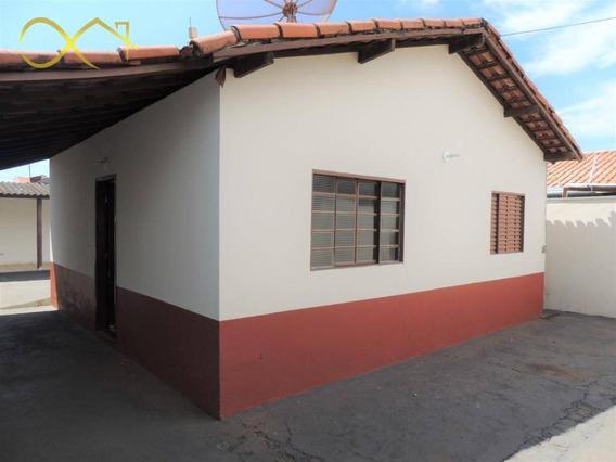 Casa Com 2 Dormitórios Para Alugar, 100 M² - Residencial Serra Azul - Paulínia/sp - Ca1799