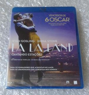 Blu-ray - La La Land - Lacrado E Dublado (frete R$10)