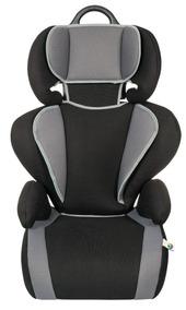 Cadeirinha Bebê Preta E Cinza Carro 15 À 36 Kg Tutti Baby