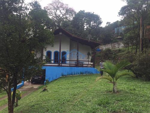 Chácara Com 3 Dormitórios À Venda, 1616 M² Por R$ 850.000,00 - Sítio Do Morro - Santana De Parnaíba/sp - Ch0032