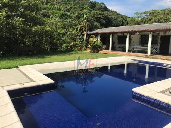Ref 9626 - Excelente Fazenda 21 Alqueires, Casas , Plantação 40 Mil Pés De Palmito, 30 Mil De Eucaliptos -porteira Fechada- Miracatu - Sp - 9626
