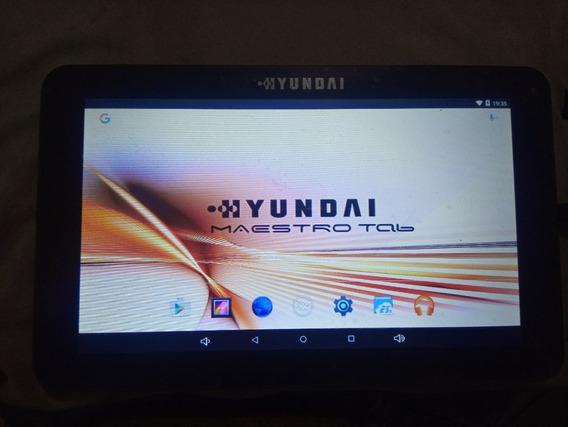 Tablet Hyundai Maestro Tab Hdt-7433l 7.0 S\ Bateria E Tampa