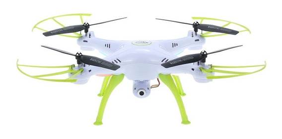 Drone Syma X5hw Wifi Câmera Fpv Hd Branco