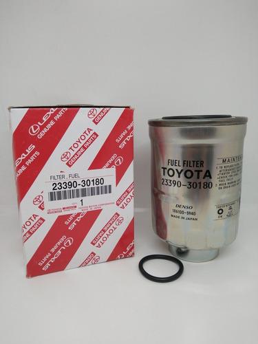 Filtro De Combustible Para Toyota Prado Tx Txl 3.0 Diesel