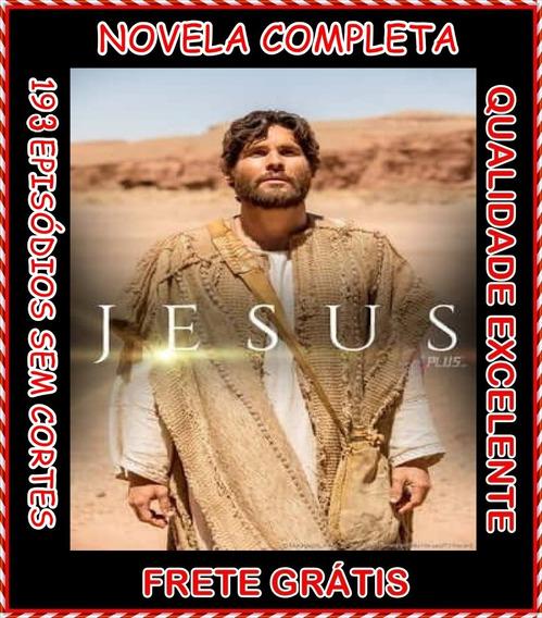 Novela Jesus Em 35 Dvds Completa Sem Cortes