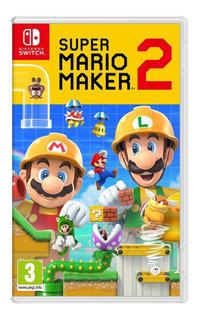 Super Mario Maker 2 - Nintendo Switch *envio Gratis*