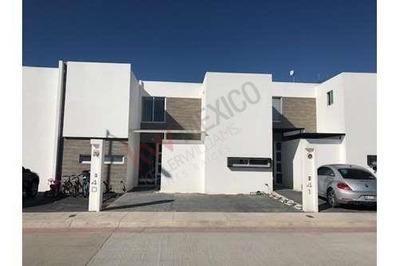 Estrene Preciosa Casa En Renta Amueblada En El Fraccionamiento La Vida Municipio De Corregidora $ 15,000.00