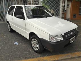 Fiat Uno 1.3 Fire Modelo 2009 A/a D/h Cierre Y Alarma