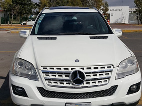 Mercedes Benz Clase M 3.5 Ml 350 Lujo Mt