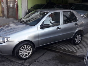 Fiat Siena 1.4 Full Nafta Gris 2010 Financiacion Y Permuta