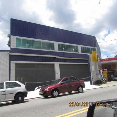 Aluguel Casa Comercial São Paulo Brasil - Loc0053-ga-a