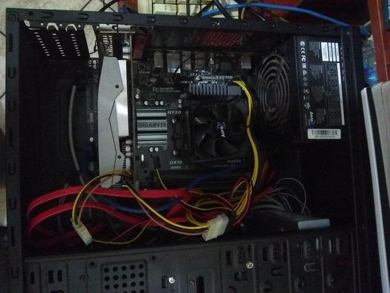 Computador Gamer Fx 6300/ Gtx 550ti/ Com Monitor Incluso
