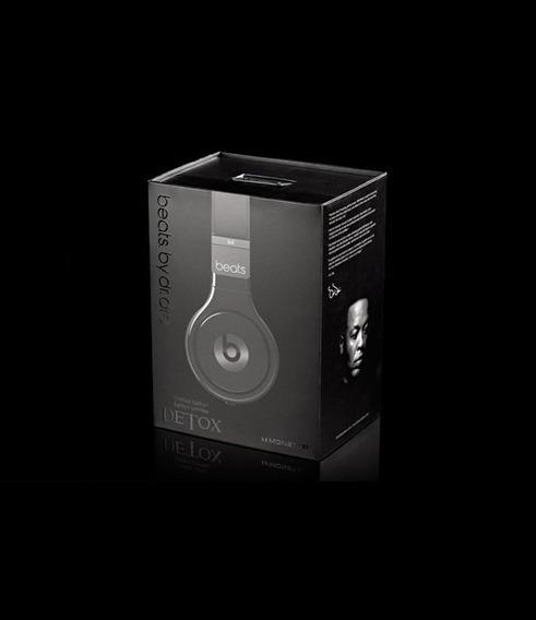 Headset Beats Detox Ediçao Limitada Novo Na Caixa