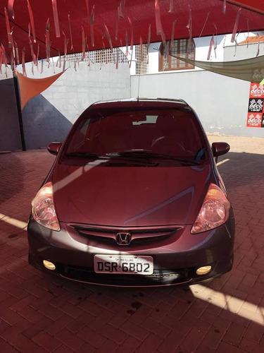 Imagem 1 de 11 de Honda Fit 1.5 Ex 16v Gasolina 4p Automático