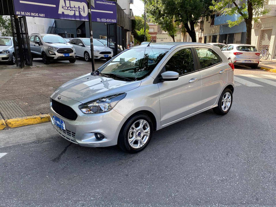 Ford Ka Sel 1.5 5p 2017 Autobaires